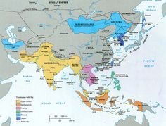 Asian Colonization Map  Thailand avoided colonization, but still felt global pressures to Westernize.