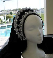 Renaissance Headpiece | Medieval Headpiece | Costume
