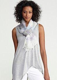 Airy Linen Cotton Shine
