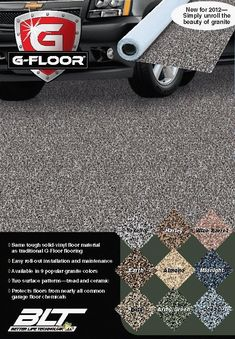 G Floor by Better Life Technology is a Vinyl Garage Floor Mat, and Garage Floor Covering. G Floor installs easy, simply unroll over your sub-floor and your done. Garage Shed, Man Cave Garage, Garage House, Diy Garage, Garage Workshop, Garage Doors, Garage Ideas, Garage Pergola, Door Ideas
