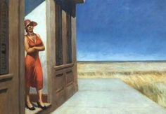 Edward Hopper - Video Lessons of Drawing & Painting