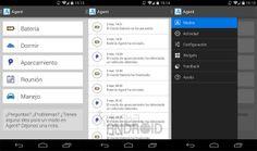 Agent, un asistente para hacer tu Android más inteligente http://www.xatakandroid.com/p/107391