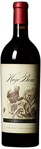 2011 Huge Bear Knights Valley Cabernet Sauvignon 750 mL Wine >>> Visit the image link more details.