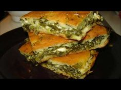 Për drekë, pite misri me lëpjetë Greek Cooking, Easy Cooking, Dinner Recipes Easy Quick, Easy Healthy Recipes, Phyllo Dough Recipes, Greece Food, Spinach Pie, Oven Chicken Recipes, Greek Dishes