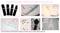 Porta Guardanapos para Casamentos e Eventos em Geral: PORTA-GUARDANAPOS - CATÁLOGO 2015