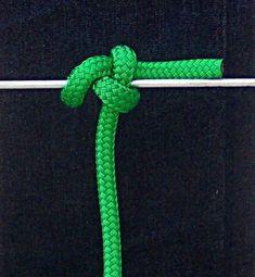 Spar Hitch - Fender Knot - Part 6