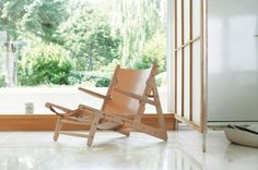 Hunting Chair by Borge Morgensen