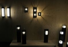 Euroluce 2015 Wall Lights, Lighting, Design, Stuff To Buy, Home Decor, Homemade Home Decor, Appliques, Light Fixtures, Lights