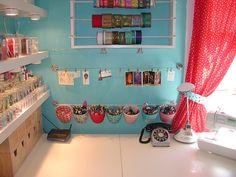 more craft room ideas