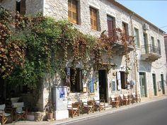 village retreats in Greece