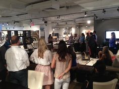 """""""Turning Inspirations into Attractions"""" event with Arteriors Home Designer Laura Kirar at the ADRIANA HOYOS showroom in the Throughout The World, Showroom, Turning, Furniture Design, Contemporary, Inspiration, Style, Fashion, Biblical Inspiration"""