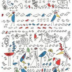 2705511   Schumacher   Wallpaper   Aviary