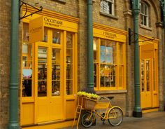A love of authenticity, a great human and professional experience at L'Occitane en Provence