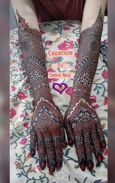 Kashee's Mehndi Designs, Latest Arabic Mehndi Designs, Mehndi Design Photos, Wedding Mehndi Designs, Mehndi Designs For Hands, Kashees Mehndi, Henna, Engagement Mehndi Designs, Cool Paper Crafts