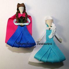 Princess Inspired Ribbon Sculptures Set of 14 por Magnificence