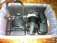 Cần bán bộ Nikon D5000