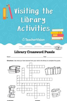 Visit the library with your class, and use the activities in this printable to teach your students how to use a card catalogue! This library printable is perfect for 2nd-5th grade teachers. Reading Resources, Reading Skills, Teacher Resources, 5th Grade Teachers, Graphic Organizers, 5th Grades, Teaching Tips, Learn To Read, Reading Comprehension