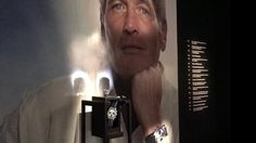 Rolex Paul Newman watch on a Raptor display: the world's most expensive watch presented on the world's fastest display case. Paul Newman, Art And Technology, Revolutionaries, Rolex, New York, Glass Display Case, Bracelet Watch, World, New York City
