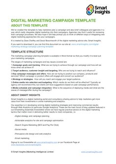Digital marketing-campaign-planning-template