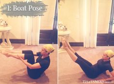Toning Home Workout Moves