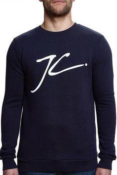 Jameson Carter JC Emblem T-Shirt Navy