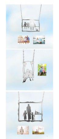 wearable photo jewellery
