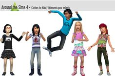 Around the Sims 4   Free Custom Content for the Sims 4   Archives 2014