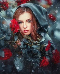 # Beauty women 21 Portraits Of Most Beautiful Women With Flowers Fantasy Photography, Portrait Photography, Beautiful Woman Photography, Fairy Tale Photography, Dramatic Photography, Artistic Photography, Photography Ideas, Wedding Beauty, Most Beautiful Women