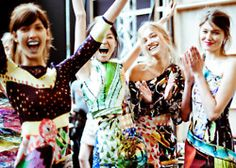 MARY KATRANTZOU  #myidol #favdesigner #boldandbeautiful #brightcolours