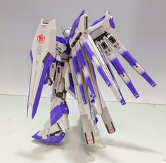 MG 1/100 Hi-Nu Gundam Ver. Ka    (Released in Japan, Price: 7,560 Yen)  GG INFINITE:  ORDER HERE       Images via hg_clam2005