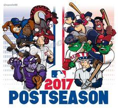 MLB playoffs are set! October baseball is the best. Mlb Team Logos, Mlb Teams, Sports Logos, Basketball T Shirt Designs, Basketball Uniforms, Nhl, Baseball Playoffs, Baseball Teams, Houston Basketball