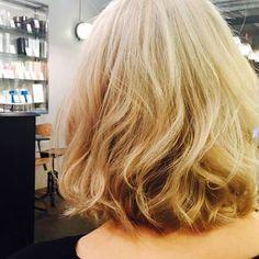 Short Blonde Bob Hair