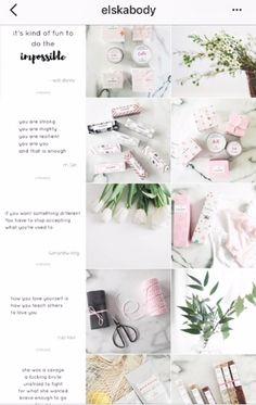 Vertical Instagram Grid Layout Instagram Design, Instagram Feed Tips, Instagram Feed Layout, Instagram Grid, Instagram Blog, Instagram Ideas, Web Design, Grid Design, Creative Design
