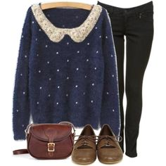 """""""Somebody That I Used To Know"""" by indieloverr on Polyvore #preppy #vintage #fashion"""