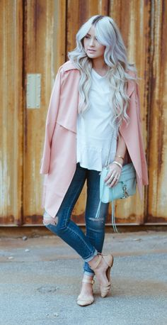 casual look, absolutely obsessed with this lovely lady and her blog!!