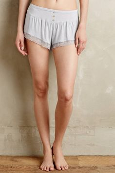 Carina Tap Shorts by Eberjey #anthrofave #anthropologie