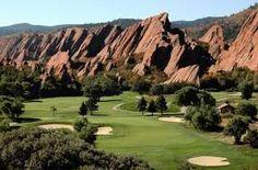 Redlands Mesa in Colorado #golf #swingcontrol #inspiration #redrocks