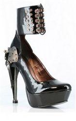 Hades Apollo Gothic Shoes Black £129.99