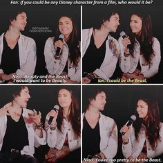 the way that nina and ian used to be makes me so nostalgic...nian will always be in my heart