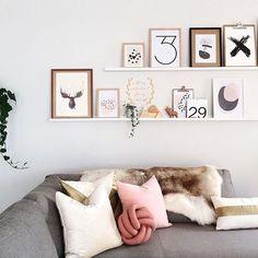 Pillows + Prints @urbannestdesigns