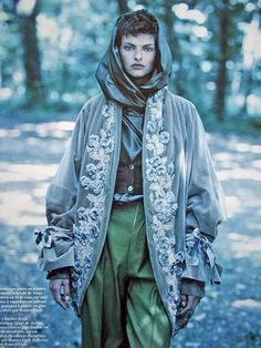 Romeo Gigli. OMG, that jacket is to die for!