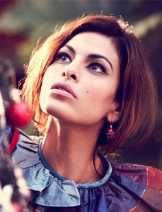 VIOLET GREY | EVA MENDES as Dolores Carmen in CHRISTMAS IN TINSELTOWN | Cover Story by VIOLET GREY | GUY AROCH Photographer