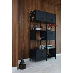 BePureHome wandkast Legacy | wehkamp Armoire En Pin, Tall Cabinet Storage, Locker Storage, Armoire Design, Bibliotheque Design, Style Minimaliste, Tower House, Lockers, New Homes