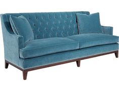 "Sofa : 2221-2  print tear sheet » More Sharing ServicesShare  Outside Dimensions: 36""h x 84""w x 34""d 91cm h x 213cm w x 86cm d Inside Dimensions: 17 1/2""h x 77""w x 22""d 44cm h x 195cm w x 55cm d Arm Height: 24 1/2""h/62cm h Seat Height: 19""h/48cm h"