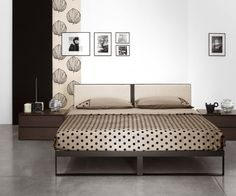 Novamobili Joint Design Metallbett