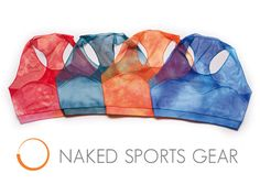 Naked Sports Gear by Reilly Starr — Minimize Tan Lines!