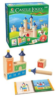 Castle Logix ** You can find more details by visiting the image link. Note:It is Affiliate Link to Amazon.