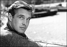 George Peppard, when he looked like this.