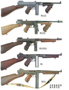 Favorite Pre ww2 or WW2 rifle or sub gun - The AK Files Forums