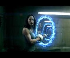 Portal: No Escape | DudeIWantThat.com...yesss! Portal is awesome! Live Action Video!